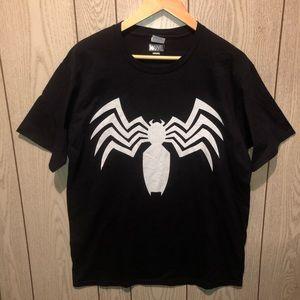 Nwot Marvel Spider man shirt L